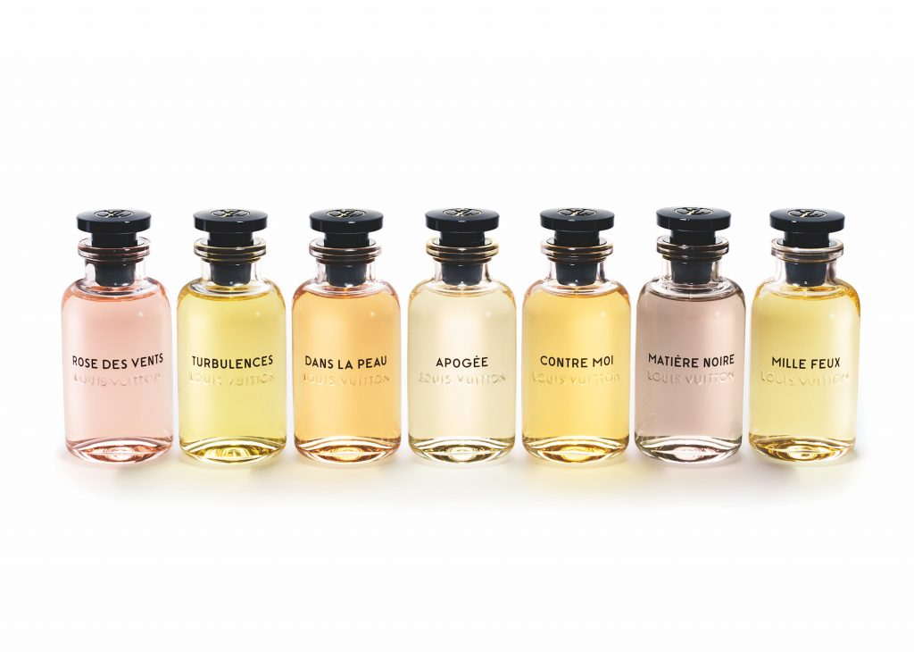 A First Look at Louis Vuitton's Luxurious New Fragrances