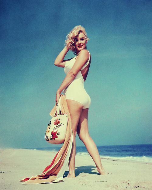 Let Iconic Hollywood Stars Inspire Your Beach Style This Weekend