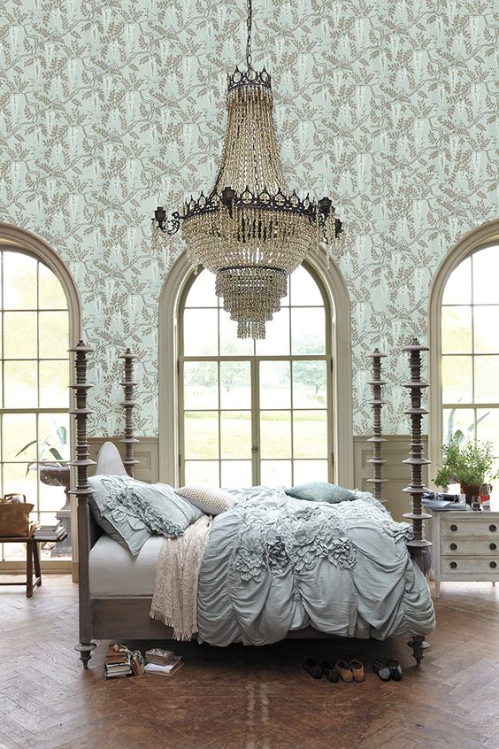 Pinterest Anthropologie bedroom