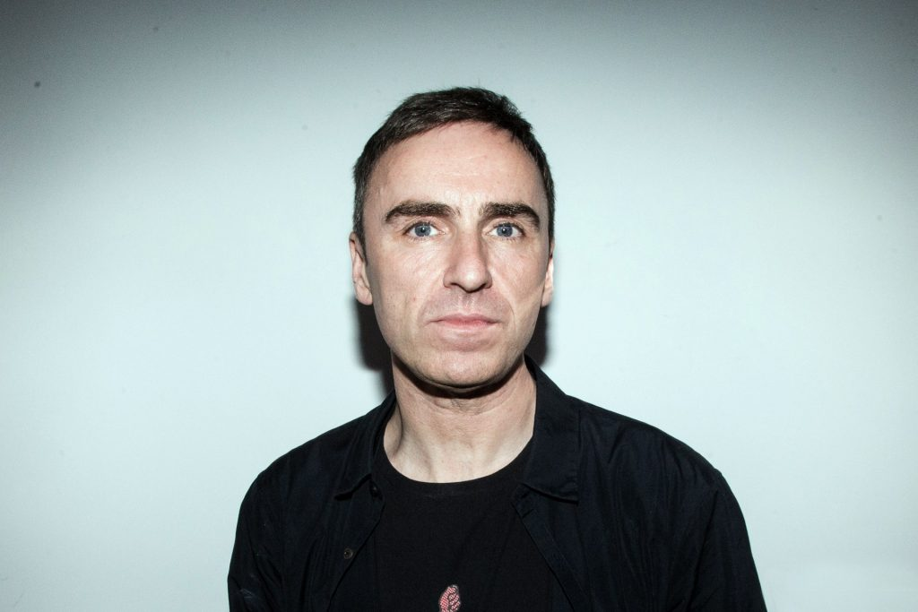 Raf Simons Appointed Chief Creative Officer at Calvin Klein