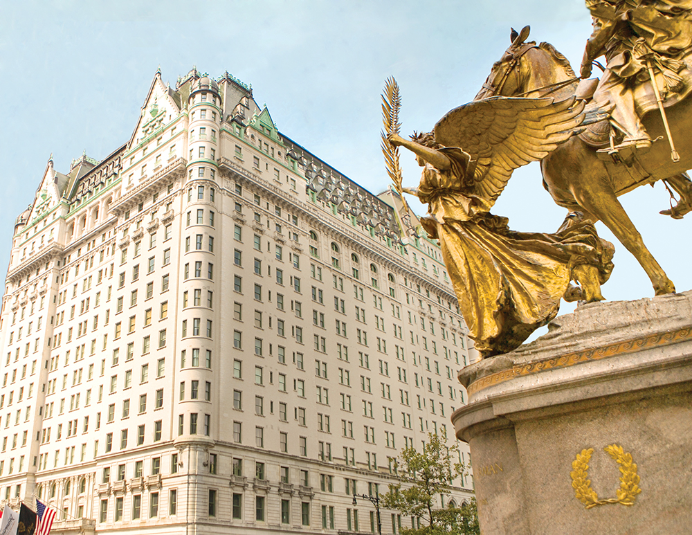 the plaza hotel exterior (the plaza hotel)