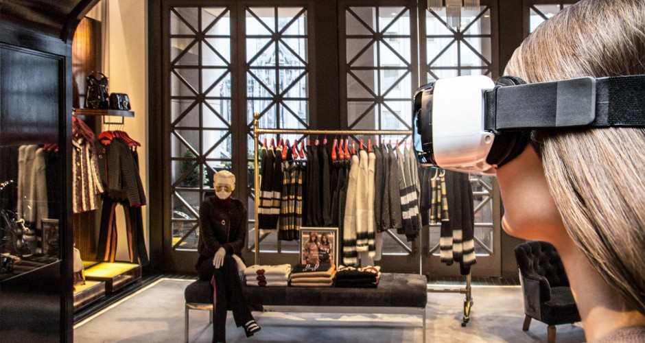Tommy HIlfiger 5th Avenue Flagship Store Virtual Reality Shopping