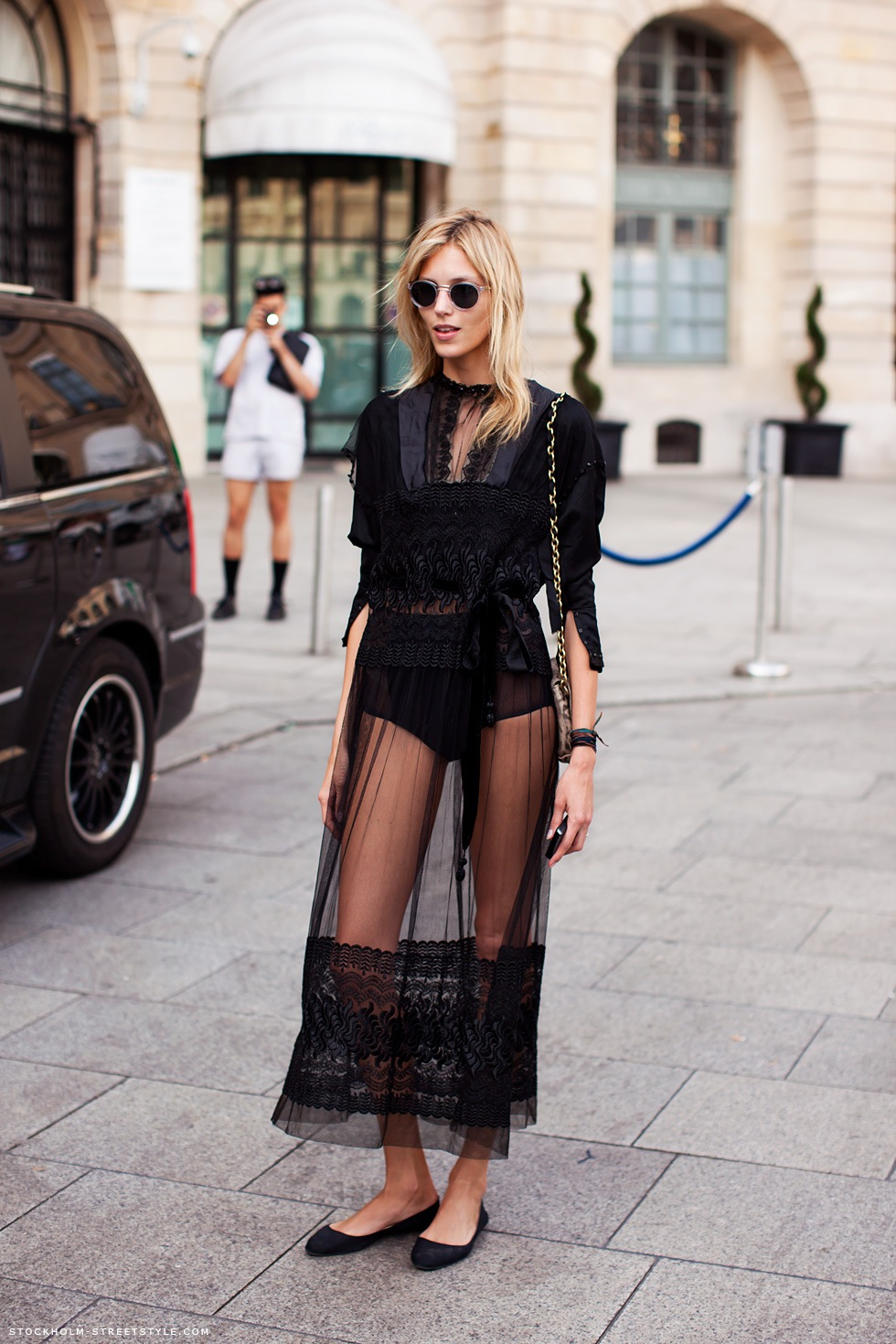 Your Ultimate Guide to Wearing Tulle Like a Street-Style Pro