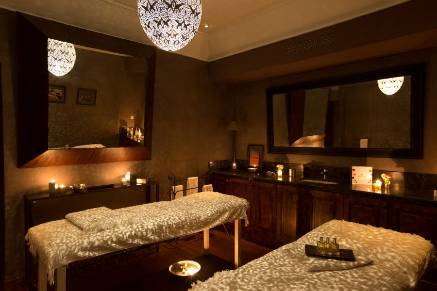 Villa Des Orangers Marrakech Nuxe Spa Treatment Room