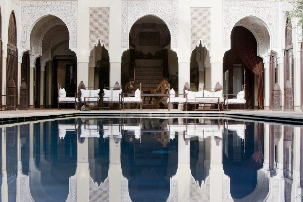 Why This Regal Nuxe Spa Is Reason Alone to Visit Marrakech