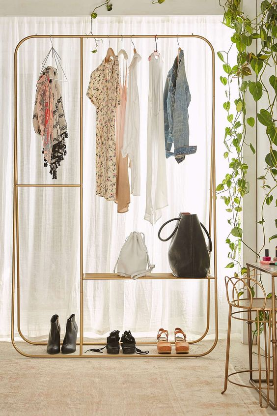 #PicturePerfect: 12 Ways to Turn Your Room into a Walk-in Closet