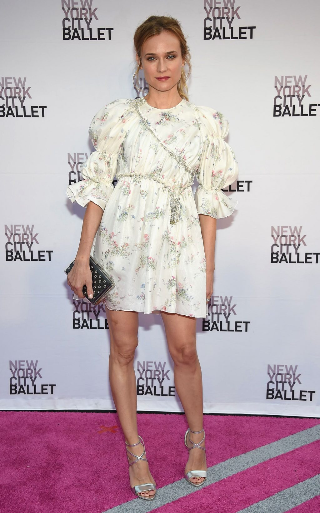 Best Dressed Celebrities September 2016 New York City Ballet 2016 Fall Gala Diane Kruger