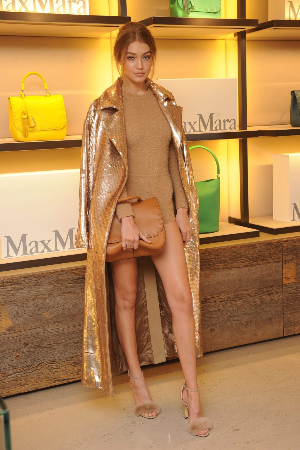 Best Dressed Celebrities September 2016 Gigi Hadid