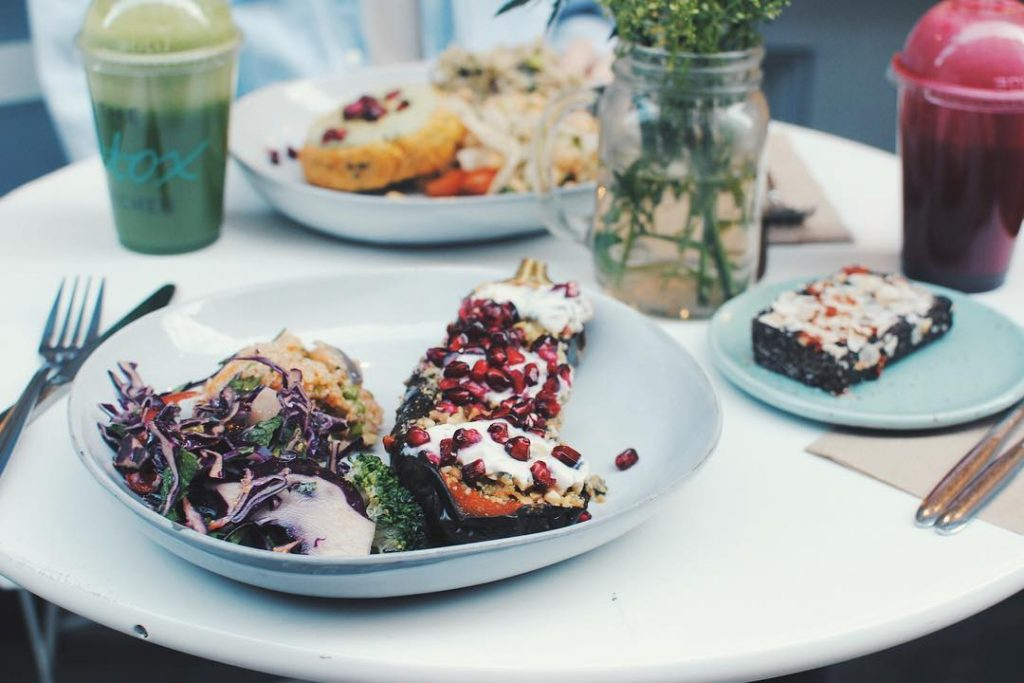 5 Healthy Hotspots to Get Your Daily Dose of Superfoods in London