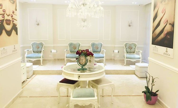 The 5 Best Nail Salons In Beirut Savoir Flair