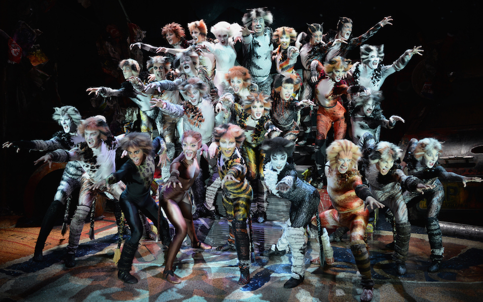 Legendary Musical 'Cats' Is Coming to Dubai Opera