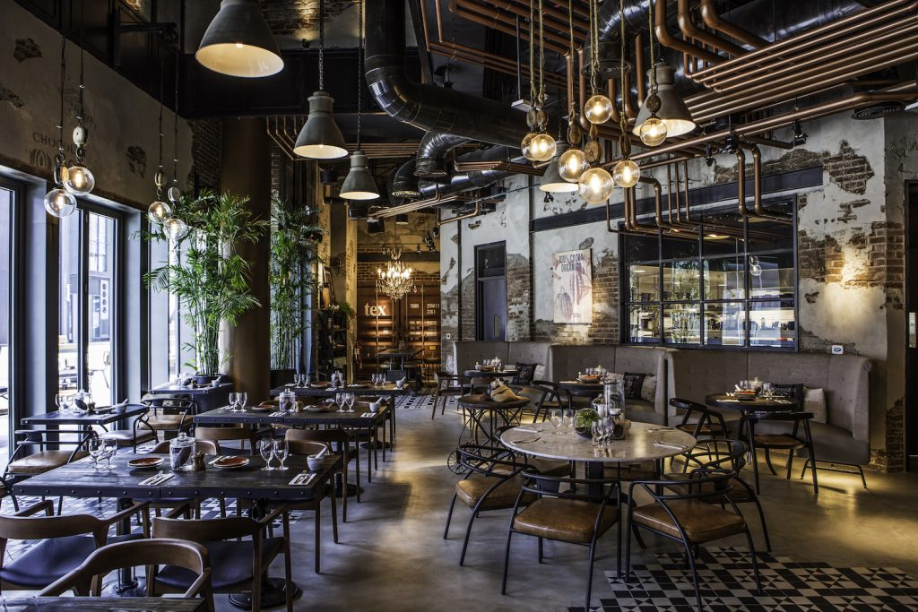 The 5 New Dubai Restaurants You Need to Know About