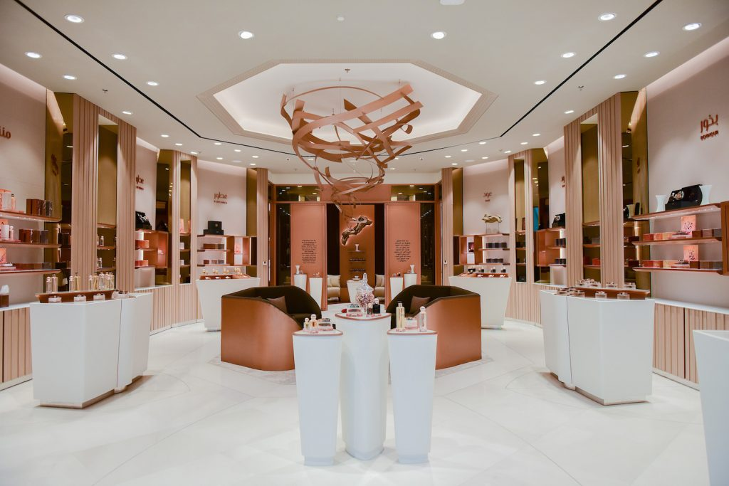 5 Reasons to Visit Dubai's Decadent New Fragrance Store