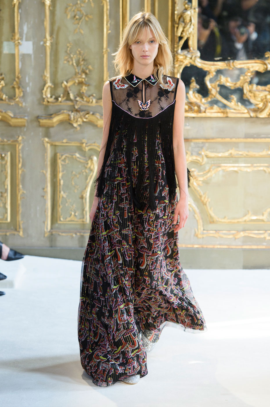 Giamba Does Festival Demi Couture for Spring/Summer 2017