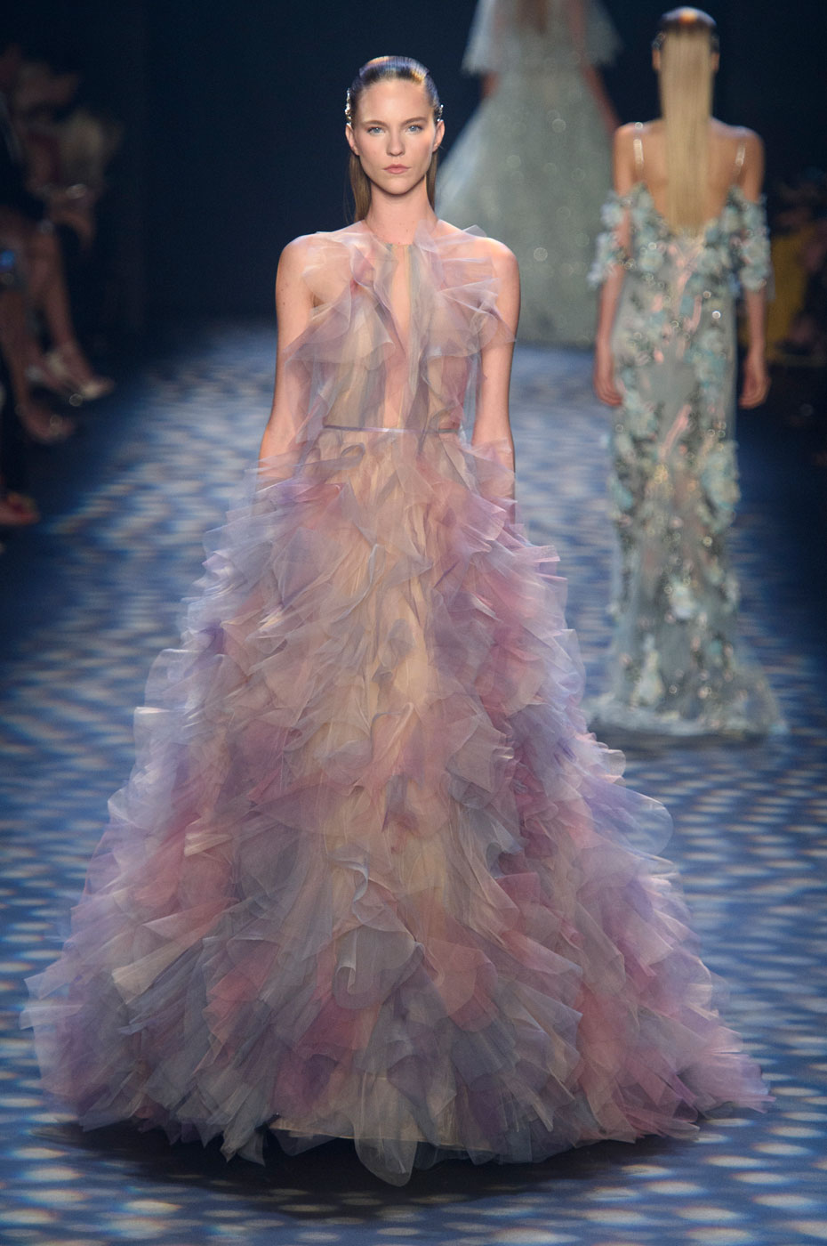 Marchesa's Lyrical Spring 2017 Collection Contains Some True Magic
