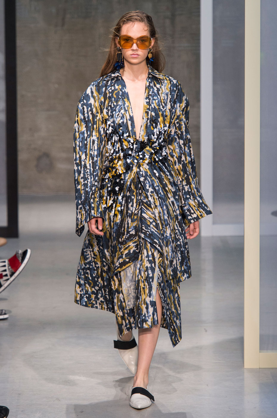 Marni Spring/Summer 2017 Makes a Strong Case for Slow Fashion