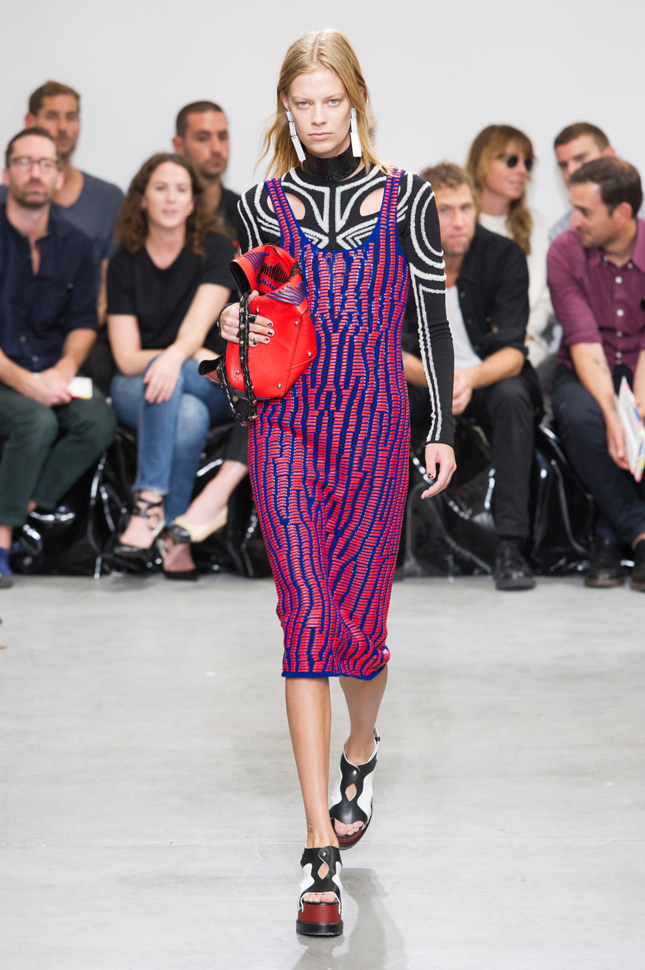 Proenza Schouler's Bold and Breathtaking Spring/Summer 2017 Collection