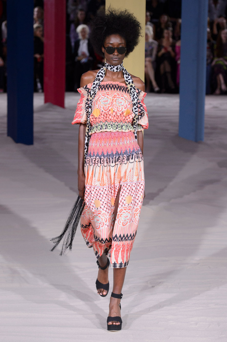 Temperley London's Spring 2017 Collection Is Irrepressibly Optimistic