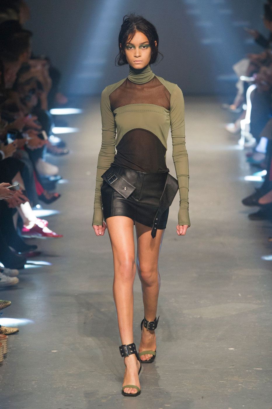 Versus Spring 2017 Is Designed for A