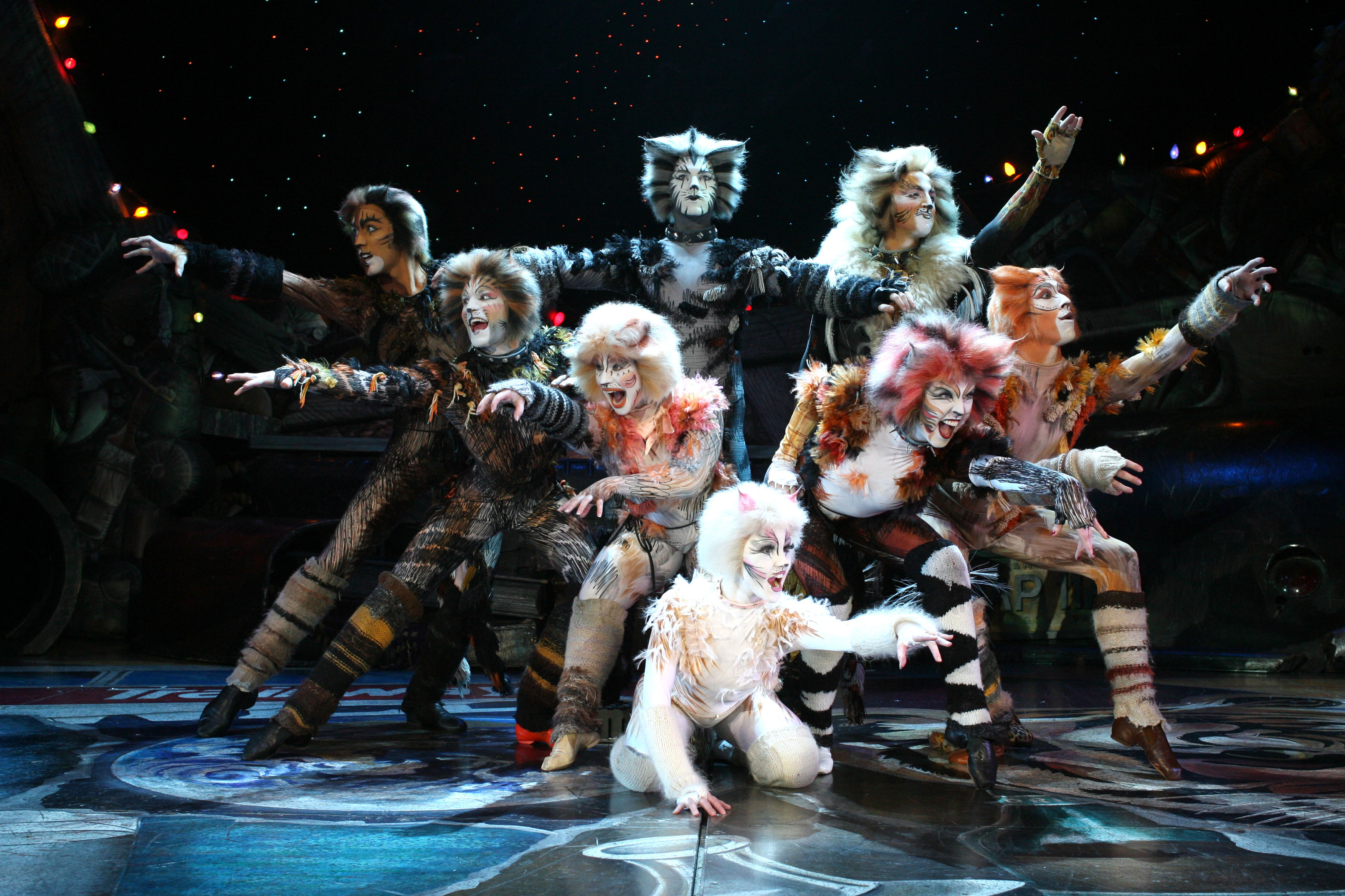 cats musical dubai opera