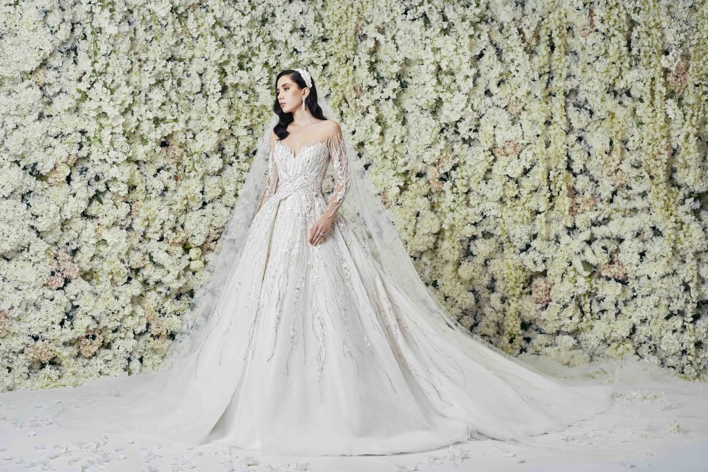 To Have And Hold Introducing The New Rami Al Ali Bridal Collection