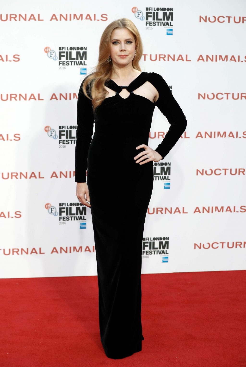 Best Dressed Celebrities October 2016 Amy Adams