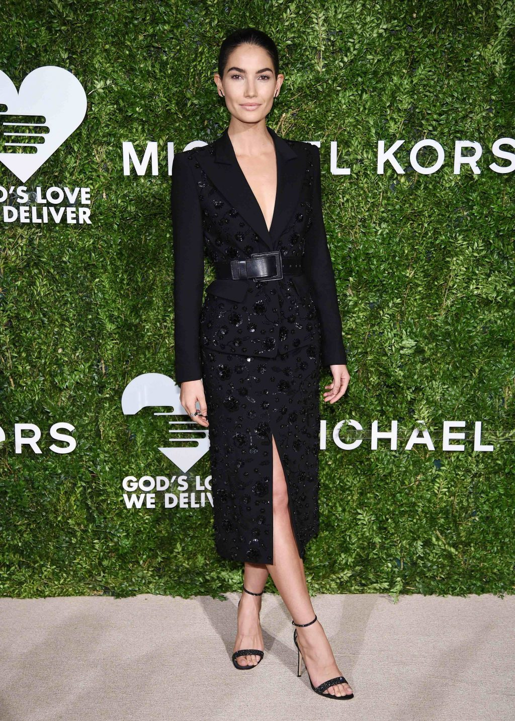Best Dressed Celebrities October 2016 Lily Aldridge