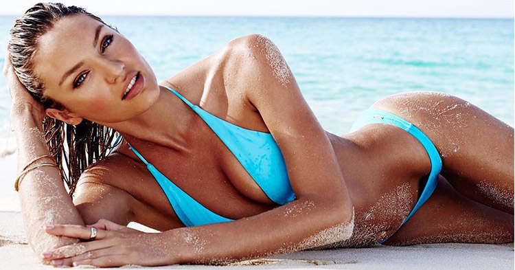Supermodel Candice Swanepoel on Her Diet, Exercise, and Beauty Routine
