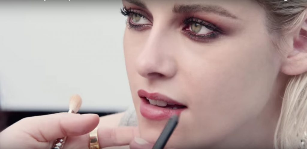 Watch as Chanel Transforms Kristen Stewart with All-Red (Yes, Red) Makeup