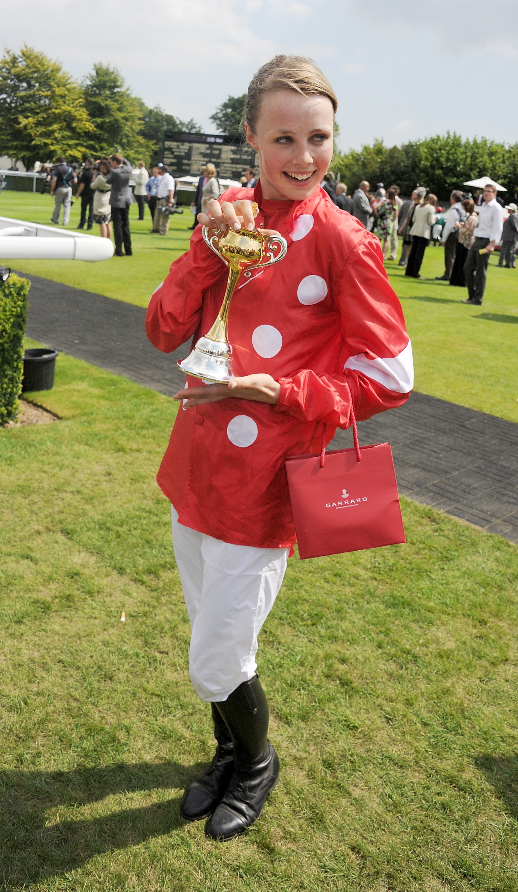 Edie Campbell - Ladies Day At Glorious Goodwood