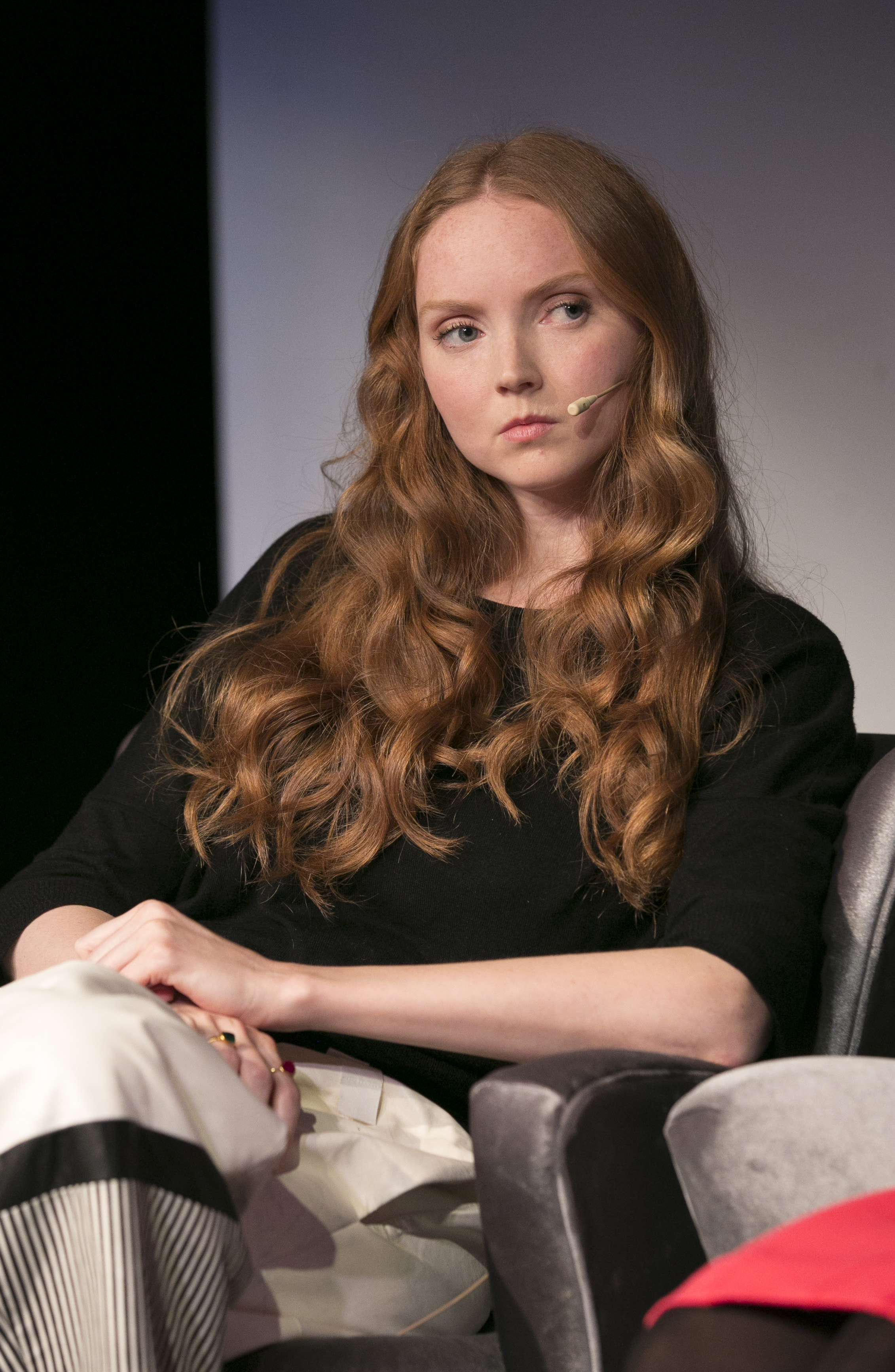 Lily Cole - Chivas The Venture: The Debate