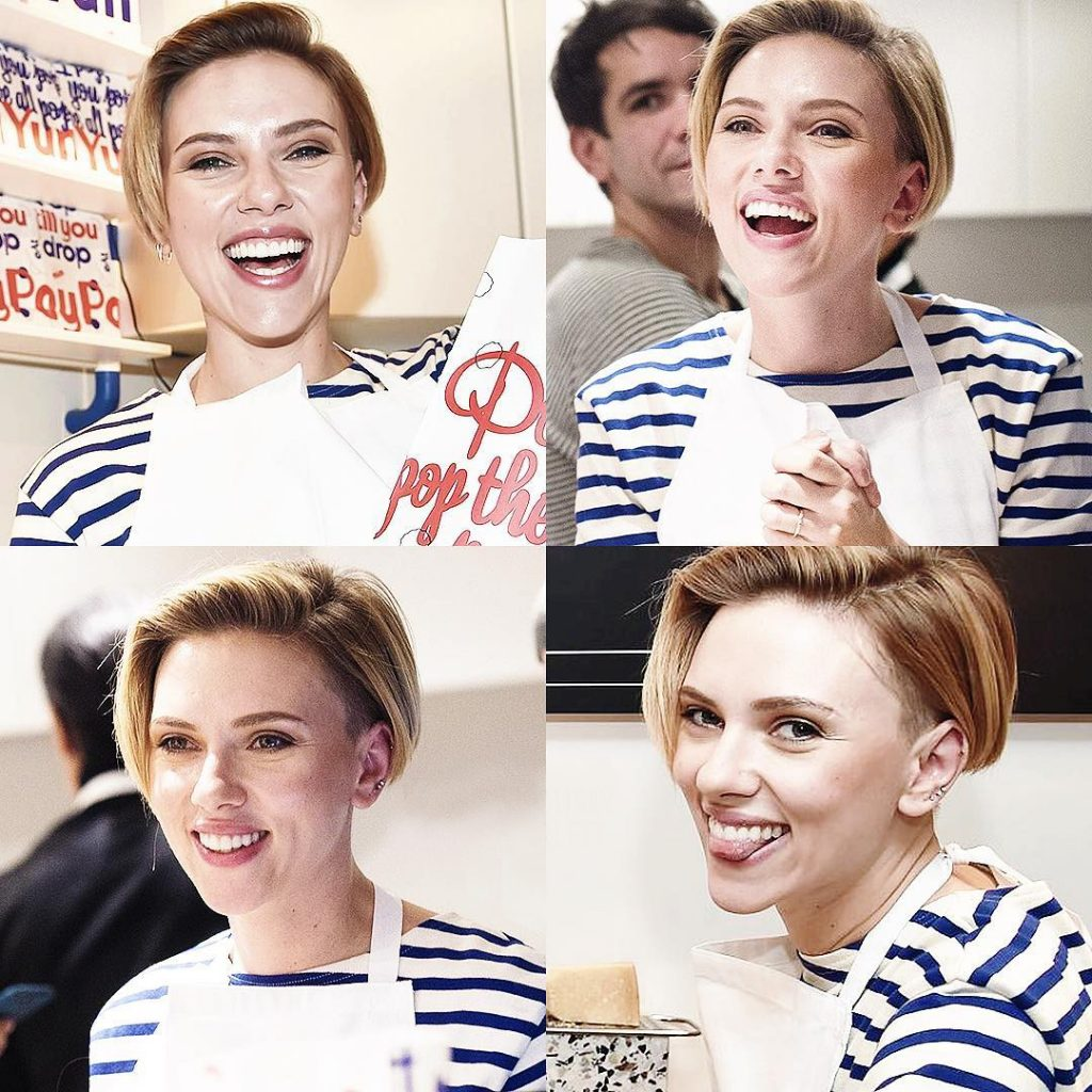 ScarJo Opens Paris Popcorn Shop (Plus Where to Get Your Fix in Dubai)