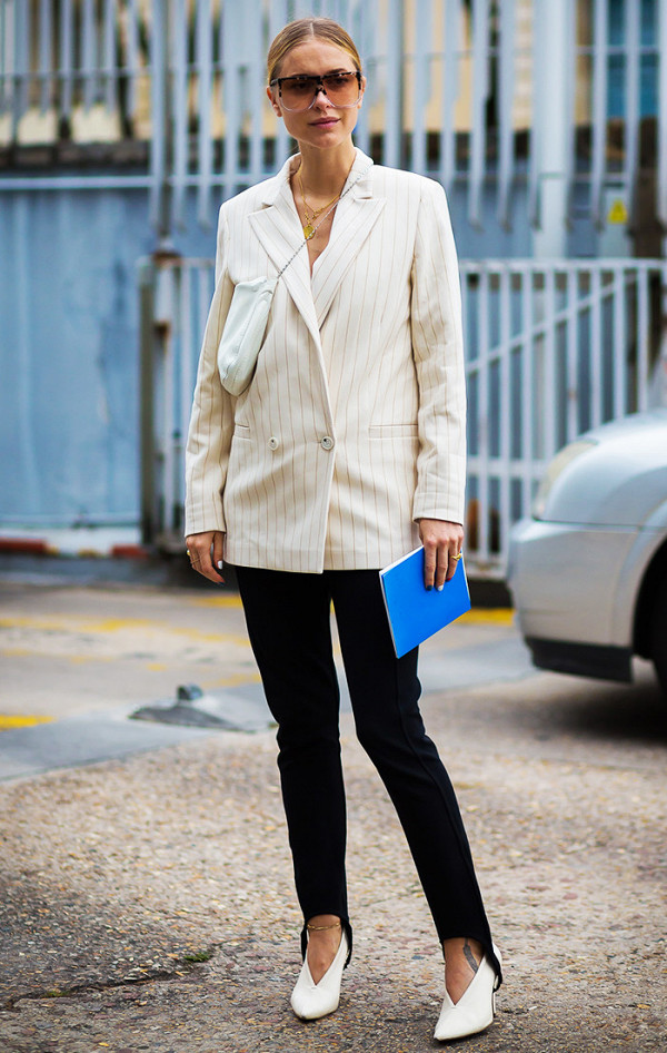 How To Wear The Stirrup Trouser Trend Savoir Flair