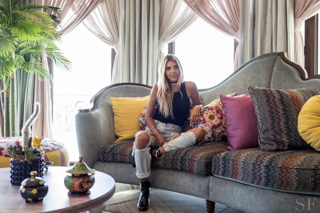 #BestofBeirut: Inside the Beautiful (Yet Whimsical) Home of Yasmina Jack