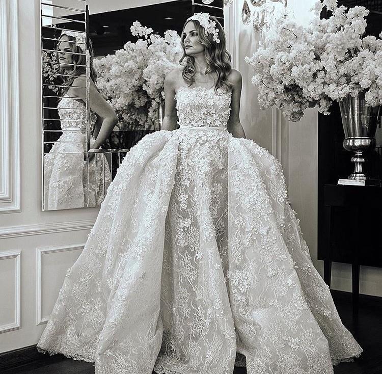 Arab Wedding: The 10 Best Arab Wedding Dress Designers