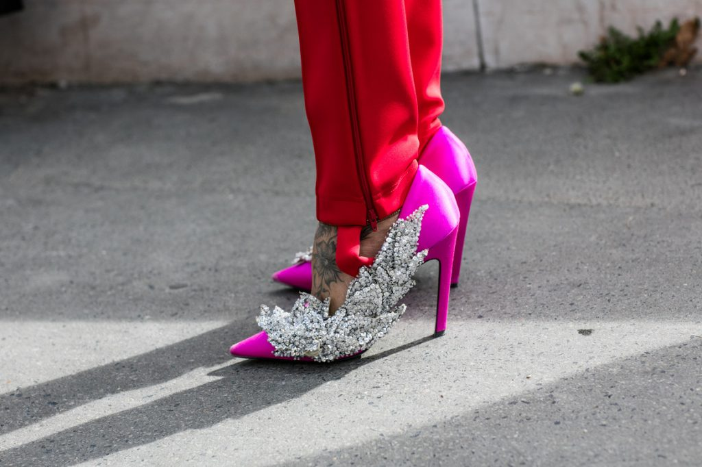 It's Confirmed – This Is the Coolest Way to Wear Your Pumps