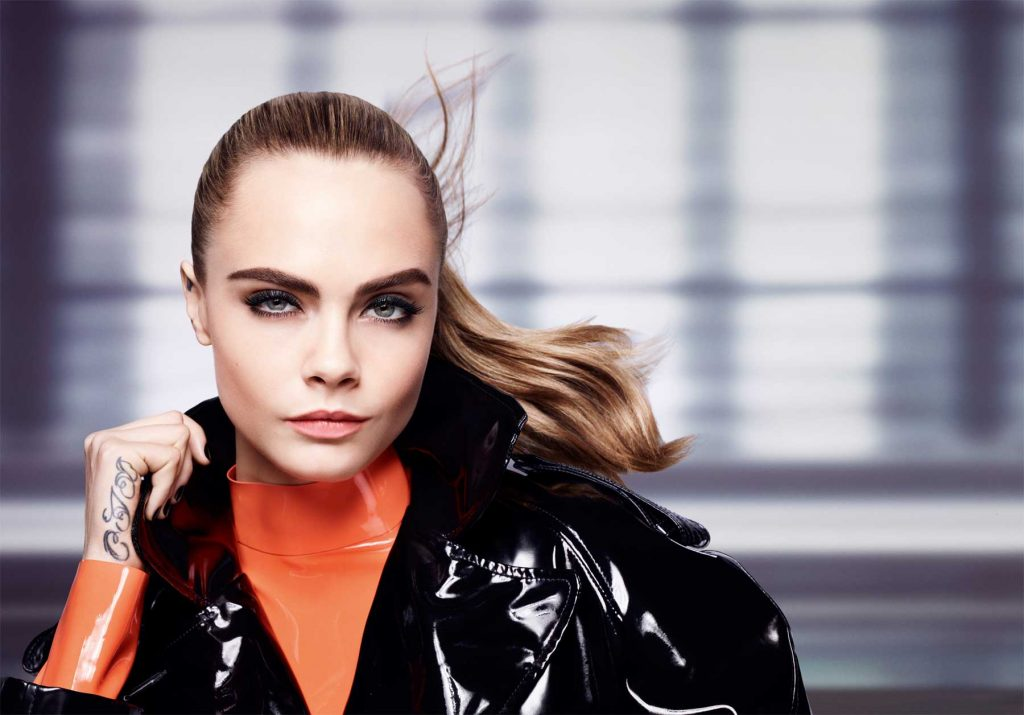 The Secret to Cara Delevingne's Luscious Lashes? Right Here