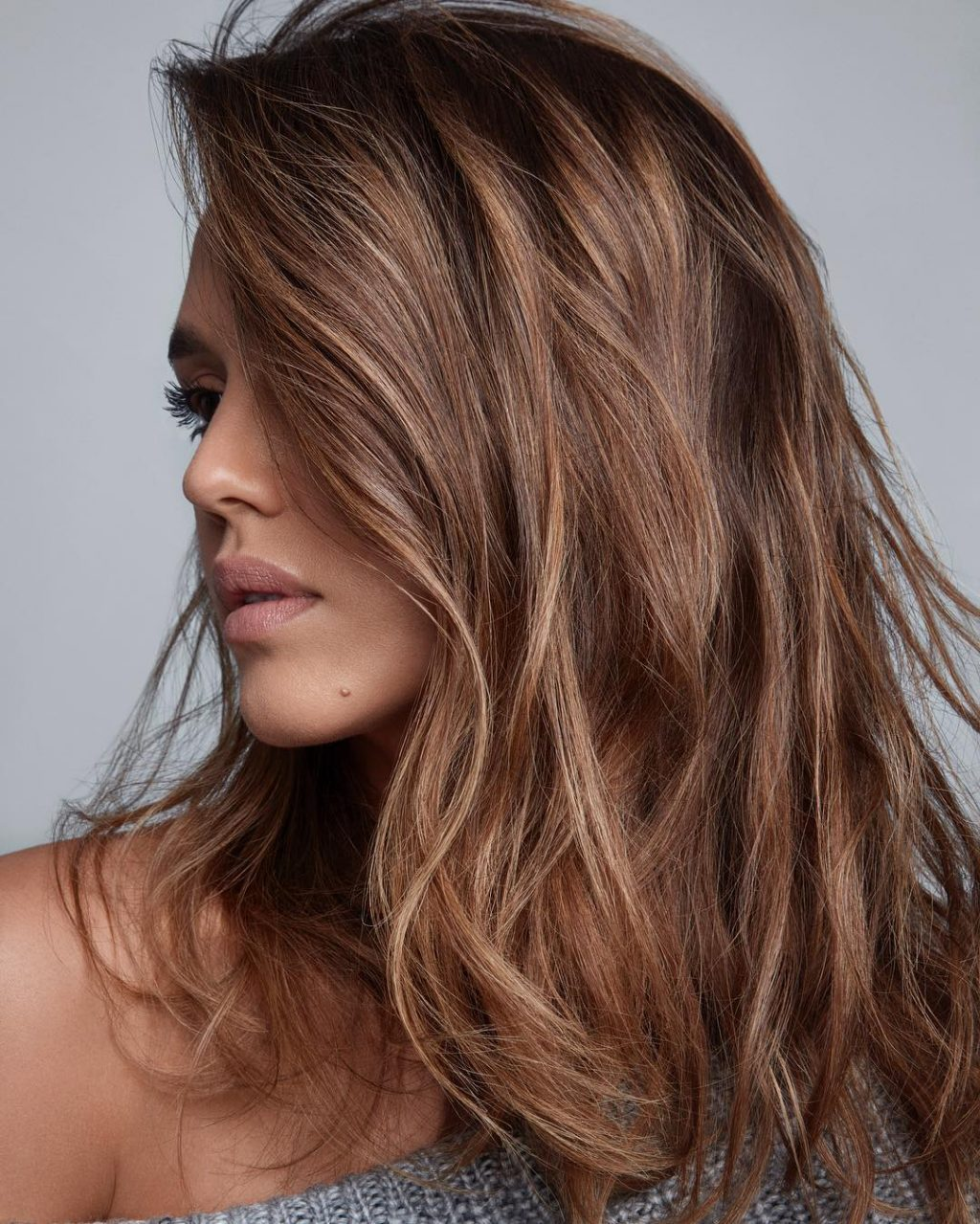 Tiger Eye Hair Is The Hot New Celebrity Hair Trend