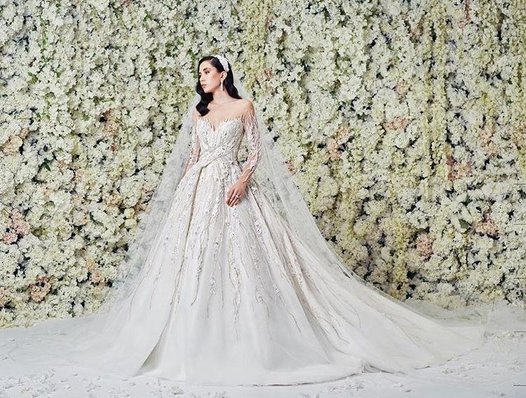 037b7e01dad The 10 Best Arab Wedding Dress Designers - Savoir Flair