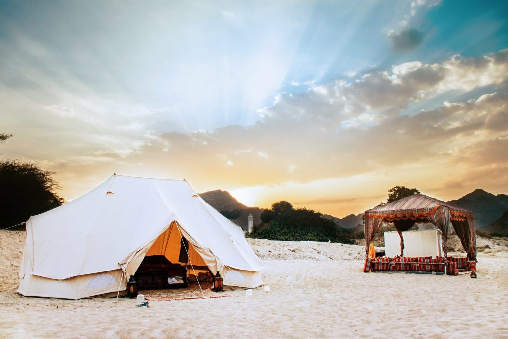 Where to Go Glamping During the National Day Weekend