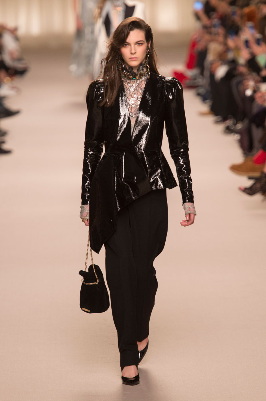 Why PVC and Patent Leather Are Wardrobe Game-Changers This Fall