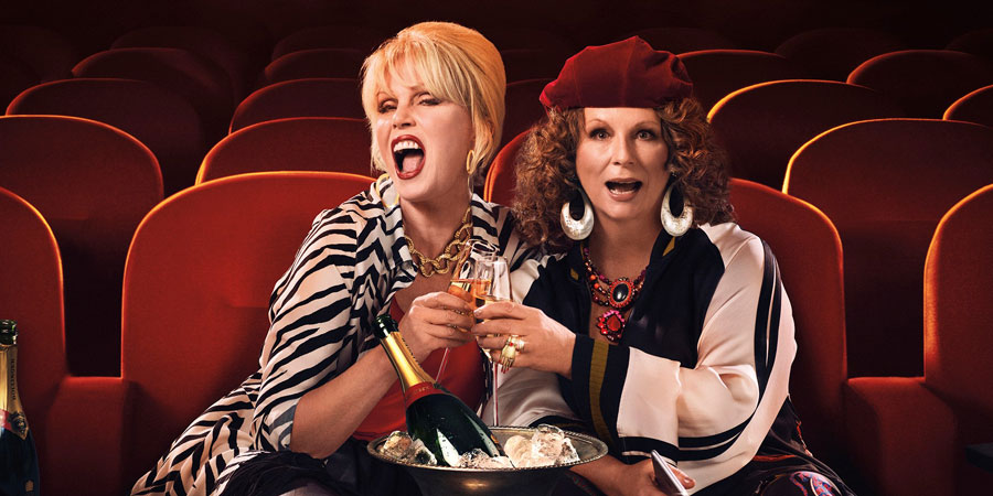Absolutely Fabulous film still
