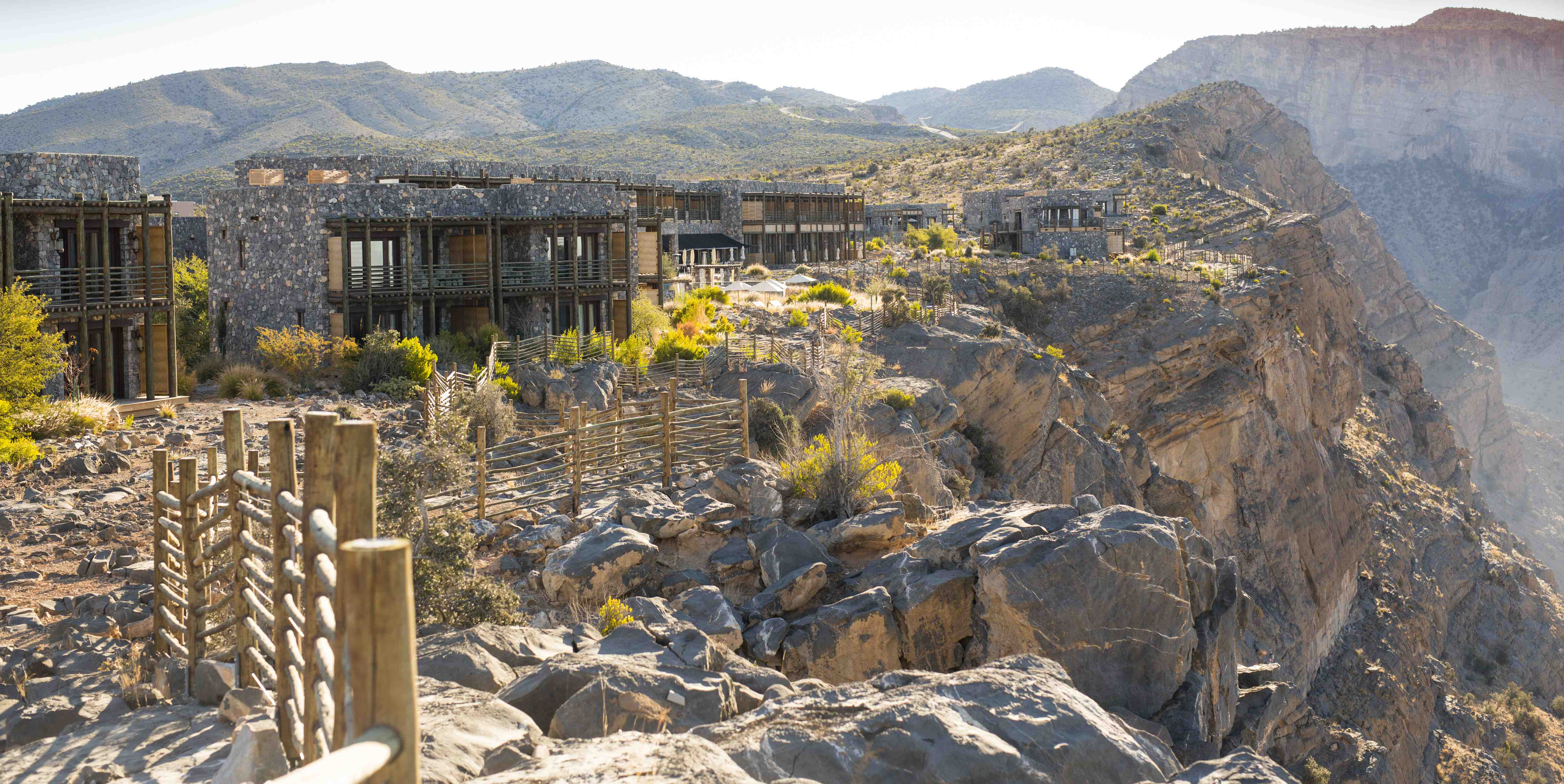 Alila Jabal Akhdar Cliff