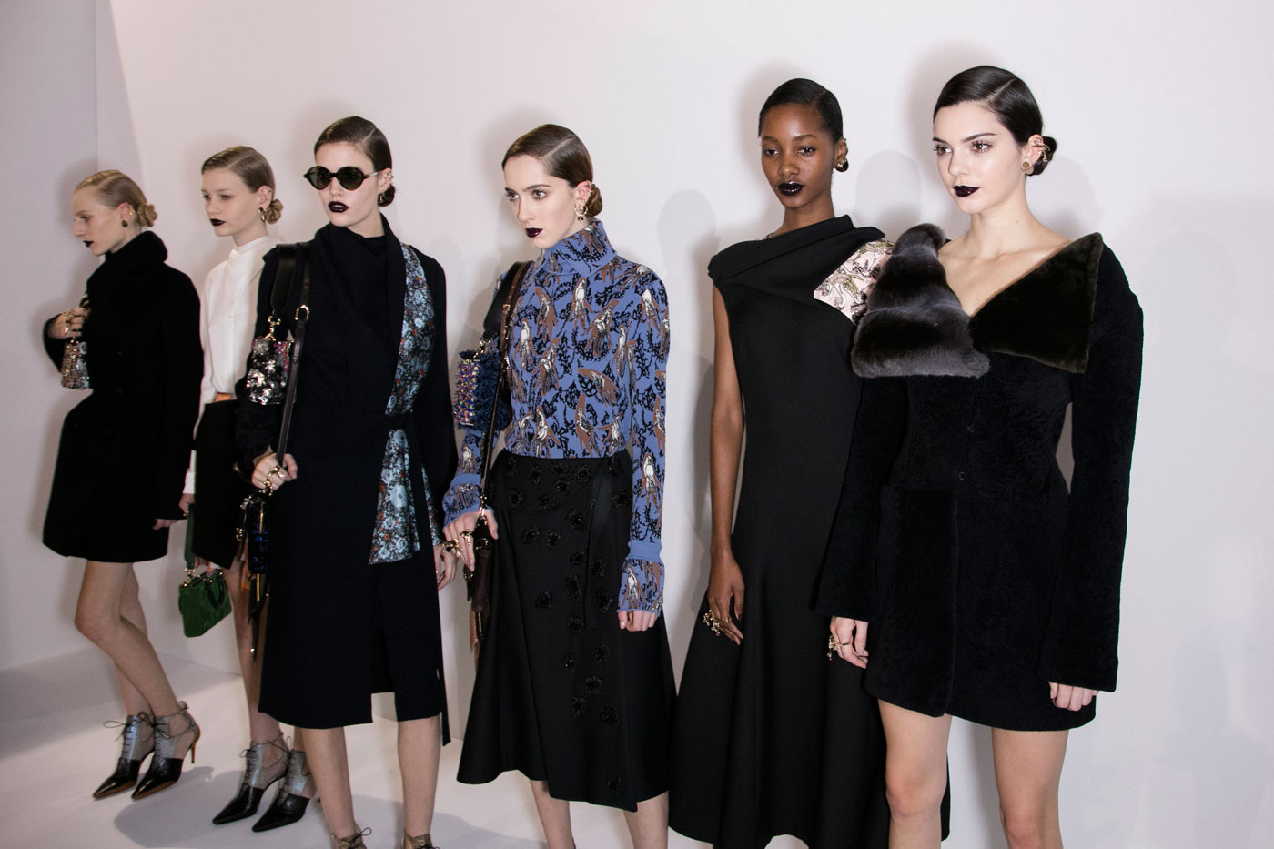 Dior fw16 lineup