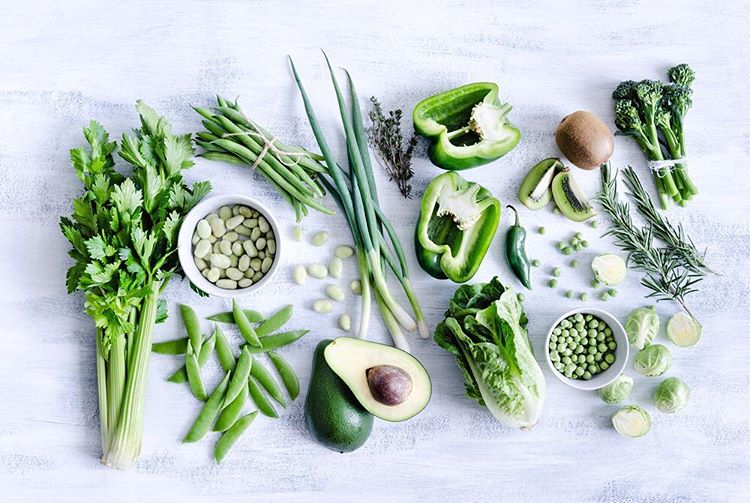 green-foods-for-skin-health-anti-aging