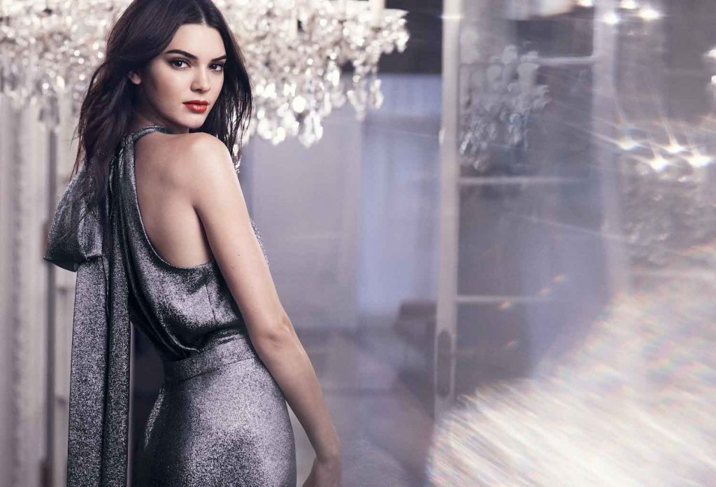 How Kendall Jenner Gets Into the Holiday Spirit