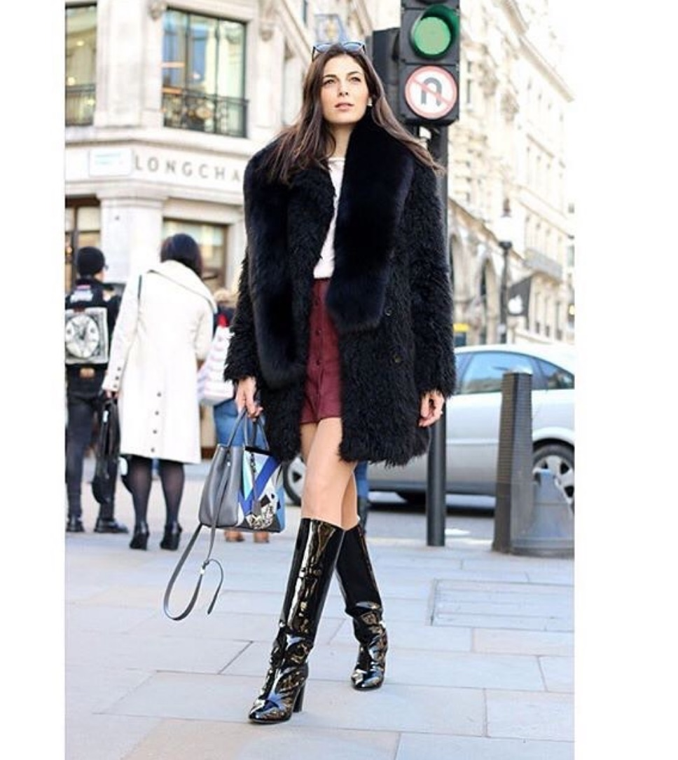 Short Skirt/Long Jacket – A Classic Silhouette Revisited - Savoir ...