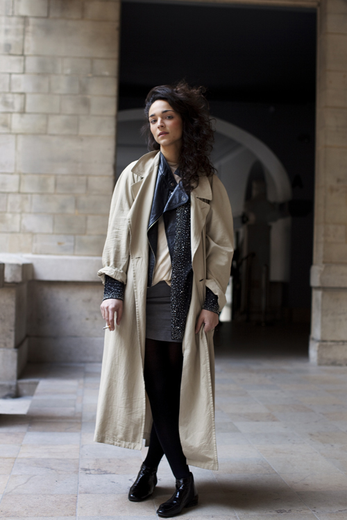 Short Skirt/Long Jacket – A Classic Silhouette Revisited - Savoir