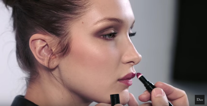 How to Get Bella Hadid's Stunning Spring Look with Dior Makeup