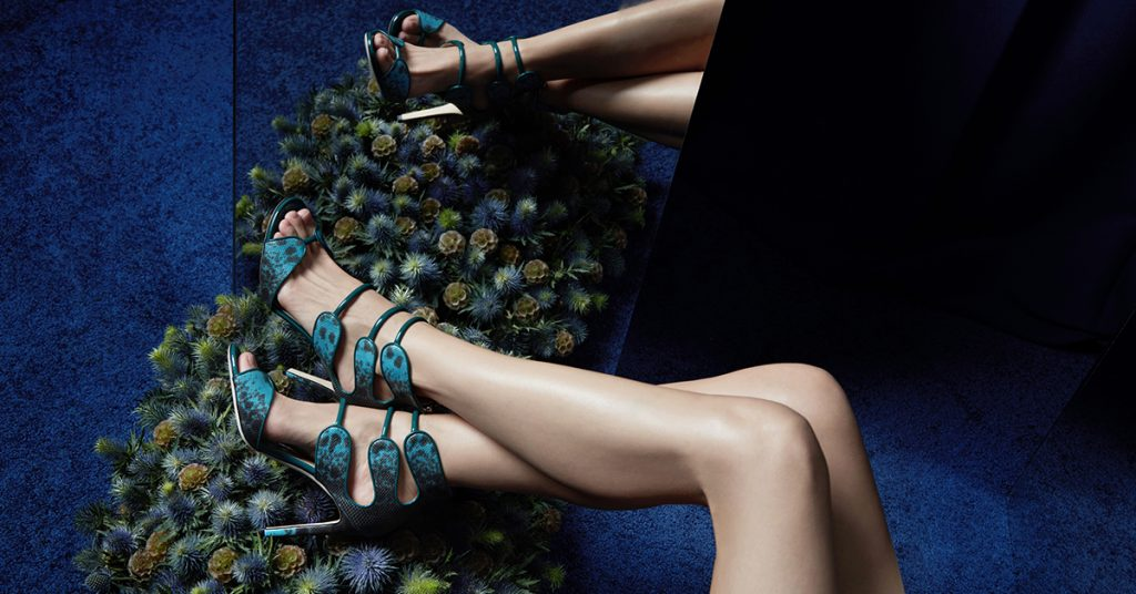 Poisonous Flowers at Your Feet? Introducing Your New Shoe Crush